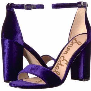 Sam Edelman Yaro Block Heel Ankle Strap Sandal